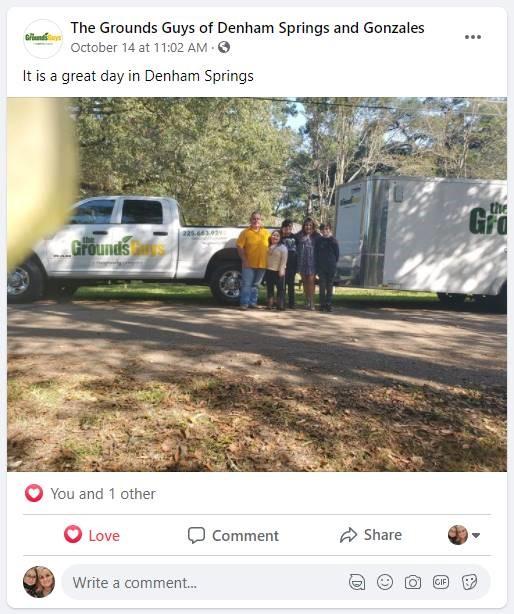 GUY of Denham Springs