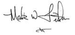 Mark Liston Signature