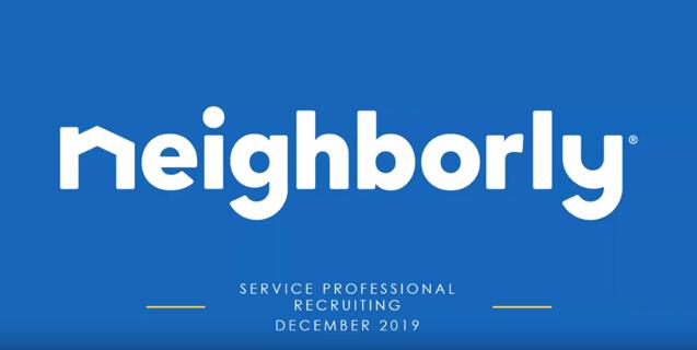 Neighborly Recruiting Message Image