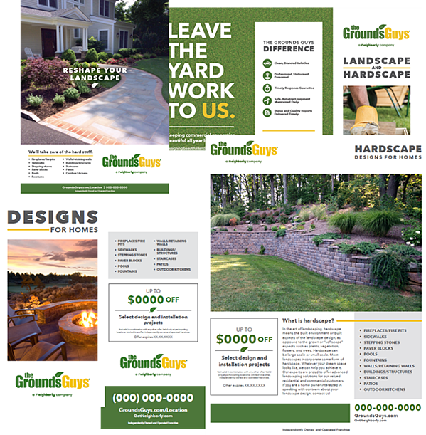 residential and commercial folders